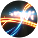 Fast Bright Particles - VideoHive Item for Sale