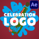 Celebration Logo Reveal | After Effects - VideoHive Item for Sale