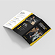 Brochure – Personal Trainer Tri-Fold - GraphicRiver Item for Sale