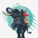 Elephant Army Logo - GraphicRiver Item for Sale