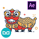 Chinese New Year Animation Icons | After Effects - VideoHive Item for Sale