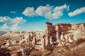 Rocks formations in Turkey - PhotoDune Item for Sale