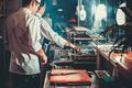 Preparing traditional beef steak - PhotoDune Item for Sale