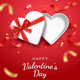 Set of Valentine Day Background - GraphicRiver Item for Sale