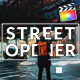 Street Opener | For Final Cut & Apple Motion - VideoHive Item for Sale