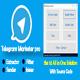 Telegram Marketer Pro V4.x - CodeCanyon Item for Sale