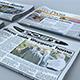 Newspaper 3D Model - 3DOcean Item for Sale