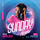 Weekend Party Flyer - GraphicRiver Item for Sale