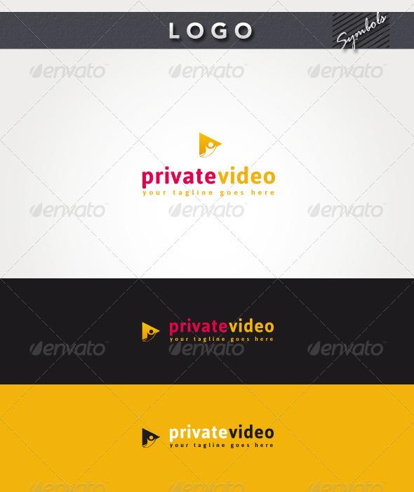 Private Video Logo