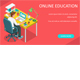 Learning Online at Home - GraphicRiver Item for Sale