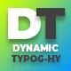 Dynamic Typography V1 - VideoHive Item for Sale
