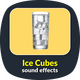 Ice Cubes in Glass Sounds