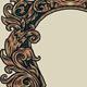 Vintage Frame Ornament - GraphicRiver Item for Sale