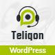 Teliqon | Call Center & Telemarketing WordPress Theme - ThemeForest Item for Sale