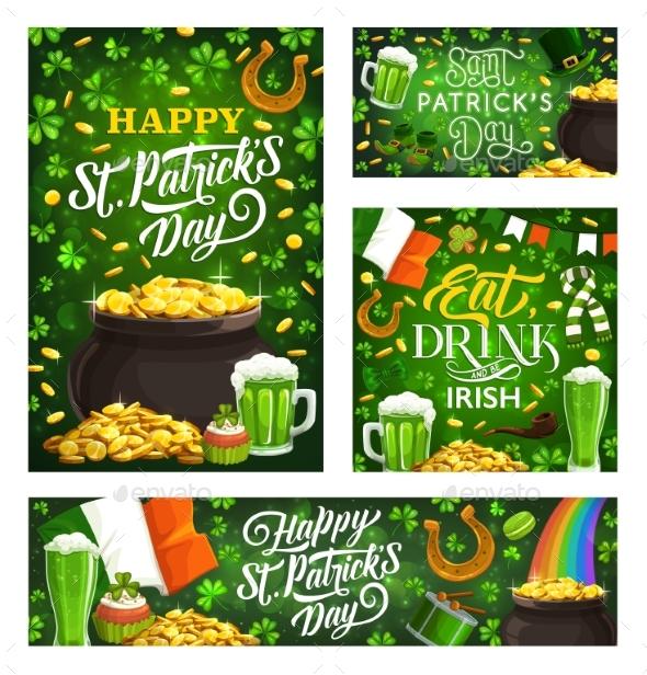 Irish Holiday St