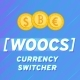 WOOCS - WooCommerce Currency Switcher. Professional multi currency plugin. Pay in selected currency - CodeCanyon Item for Sale