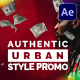 Authentic Urban Style Promo - VideoHive Item for Sale