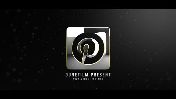 Metallic Cinematic Logo