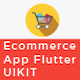 E-Commerce Android Native App UI Kit - CodeCanyon Item for Sale