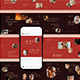 Luxury Carousel Instagram Post Template - GraphicRiver Item for Sale