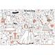 Wedding Doodle Set - GraphicRiver Item for Sale