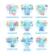 Business Set Icons Vector Color Illustrations - GraphicRiver Item for Sale