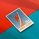 Postage Stamp MockUp v1 - GraphicRiver Item for Sale