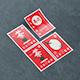 Postage Stamp MockUp v2 - GraphicRiver Item for Sale