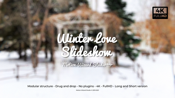 Winter Love Slideshow