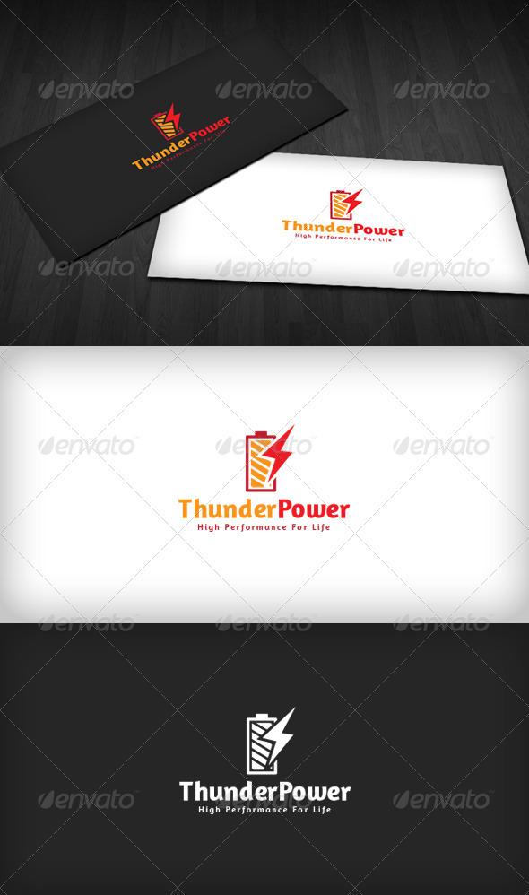 Thunder Power Logo