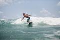 surfer man surfing on waves splash actively - PhotoDune Item for Sale