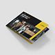 Brochure – Personal Trainer Bi-Fold A5 Landscape - GraphicRiver Item for Sale