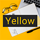 Yellow - Business Powerpoint Template - GraphicRiver Item for Sale