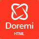 Doremi - Rent Anything HTML Template - ThemeForest Item for Sale