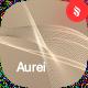 Aurei - Gold Waves Backgrounds - GraphicRiver Item for Sale