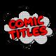 Comic Titles || Premiere Pro MOGRT - VideoHive Item for Sale