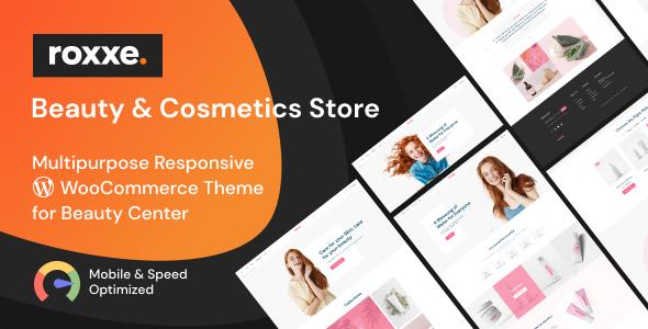 Review: Roxxe - Beauty Salon WooCommerce Theme free download Review: Roxxe - Beauty Salon WooCommerce Theme nulled Review: Roxxe - Beauty Salon WooCommerce Theme