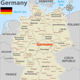 Map of Germany with Cities - GraphicRiver Item for Sale