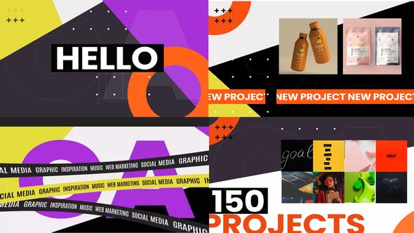 Creative promo design studio