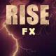 Cinematic Dark Rise Impact