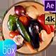 Vegetarian Food Pack - VideoHive Item for Sale