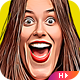 Toon-Me Photoshop Action - Cartoon Caricature - GraphicRiver Item for Sale