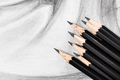 graphite pencil on hand-drawn academic drawing - PhotoDune Item for Sale