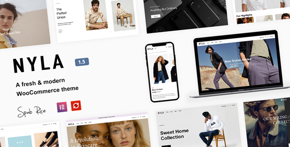Review: Nyla - A Fresh & Modern WooCommerce Theme free download Review: Nyla - A Fresh & Modern WooCommerce Theme nulled Review: Nyla - A Fresh & Modern WooCommerce Theme
