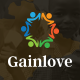 Gainlove - Nonprofit Charity WordPress Theme - ThemeForest Item for Sale