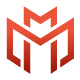 Abstract M Letter Logo - GraphicRiver Item for Sale