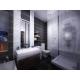 3d Illustration of Bathroom Interior Design in - GraphicRiver Item for Sale