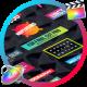 Gradient Color Titles | Final Cut Pro - VideoHive Item for Sale