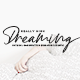 High Dreaming // Natural Handwritten - GraphicRiver Item for Sale