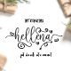 Hellena \ Font Duo with additional Ornament - GraphicRiver Item for Sale